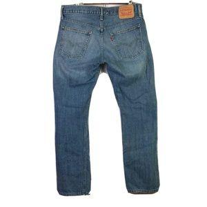 Woman's 514 Levi's jeans
